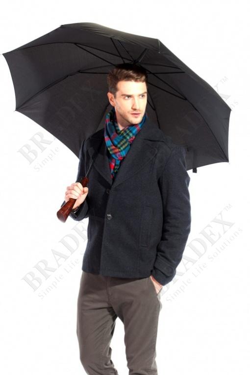 Зонт-трость «ружье» (umbrella «shell gun»)