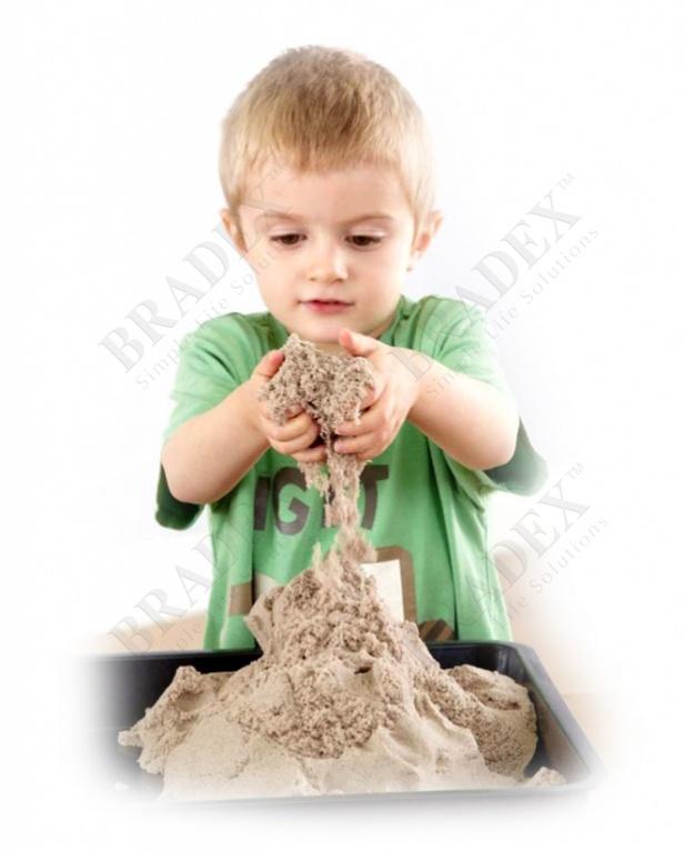 Чудо-песок 2 кг (smart sand 2 kg)
