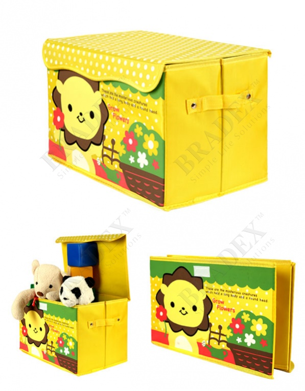 Короб для хранения «смайл» прямоугольная (storage box)