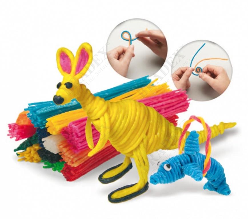 Набор для творчества детский «фантазия» (bendaroos)