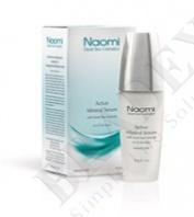 Активная минеральная сыворотка «naomi», 30 мл. (active mineral serum)