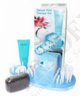 Набор по уходу за ступнями «naomi» (naomi deluxe foot therapy set)