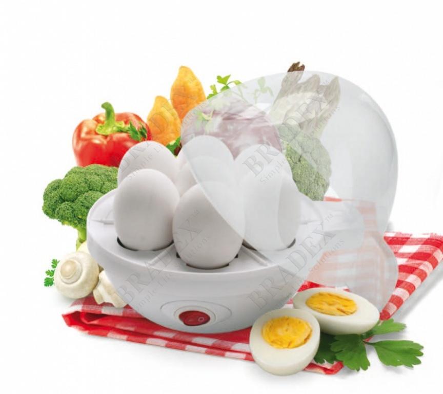 Яйцеварка с функцией пароварки «будь здоров» (egggenie)