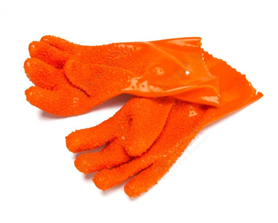 Перчатки для чистки овощей «шкурка» (tater mitts gloves)