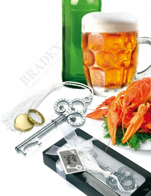 Открывалка «ключ» (bottle opener)