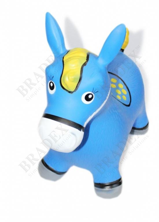 Игрушка детская, в форме лошадки «попрыгунчик» (hopper toy)