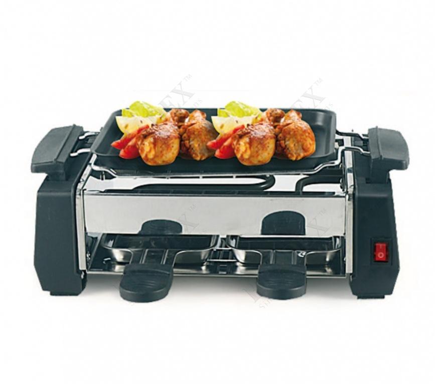 Гриль электрический многофункциональный «барбекю» (electric grill)
