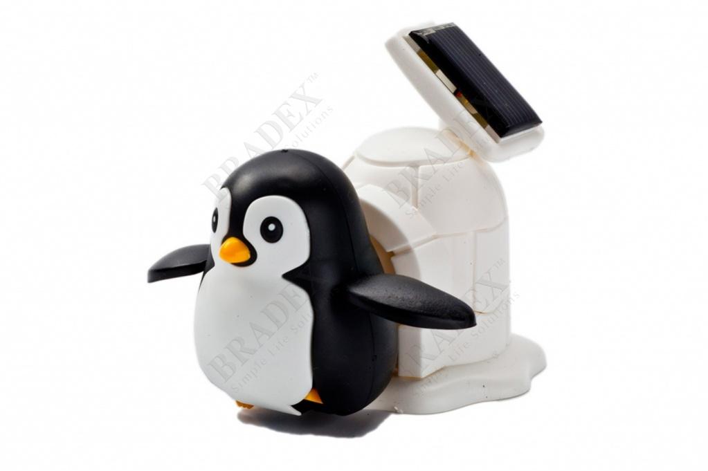 Конструктор на солнечной батарее «пингвин» (penguin life solar kit)