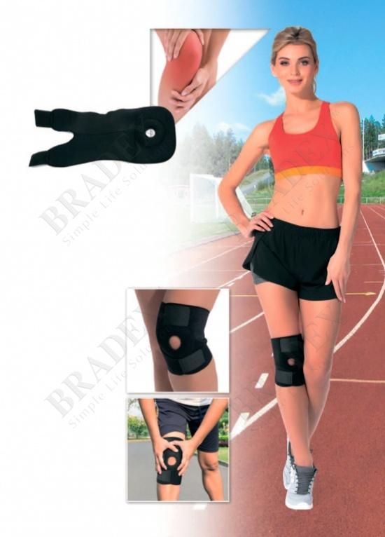 Суппорт колена регулируемый, универсальный размер (knee support adjustable)