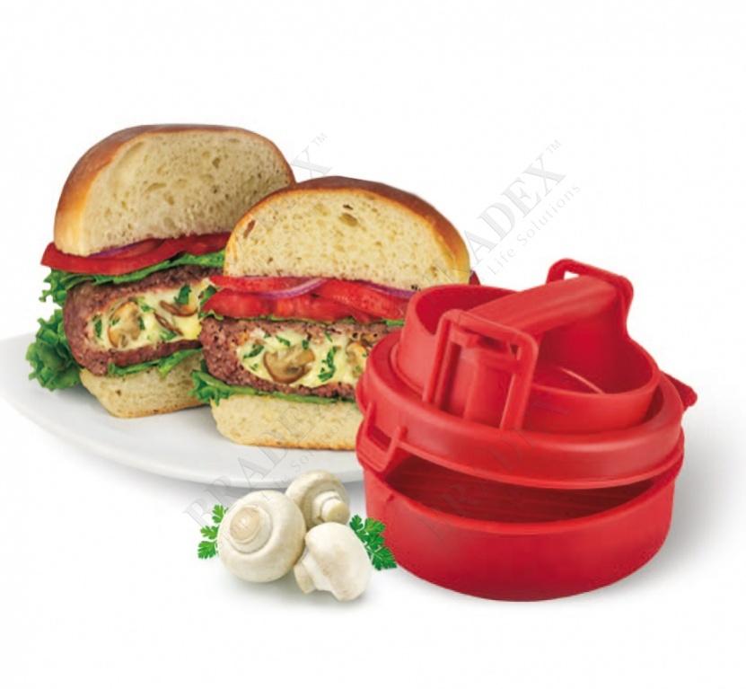 Пресс для формирования котлет с начинкой «от шефа» (stufz stuffed burgers)