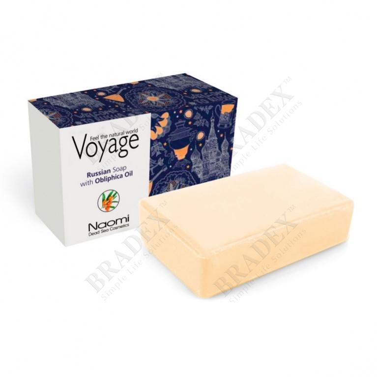 Мыло «путешествие в россию» (voyage natural soap)