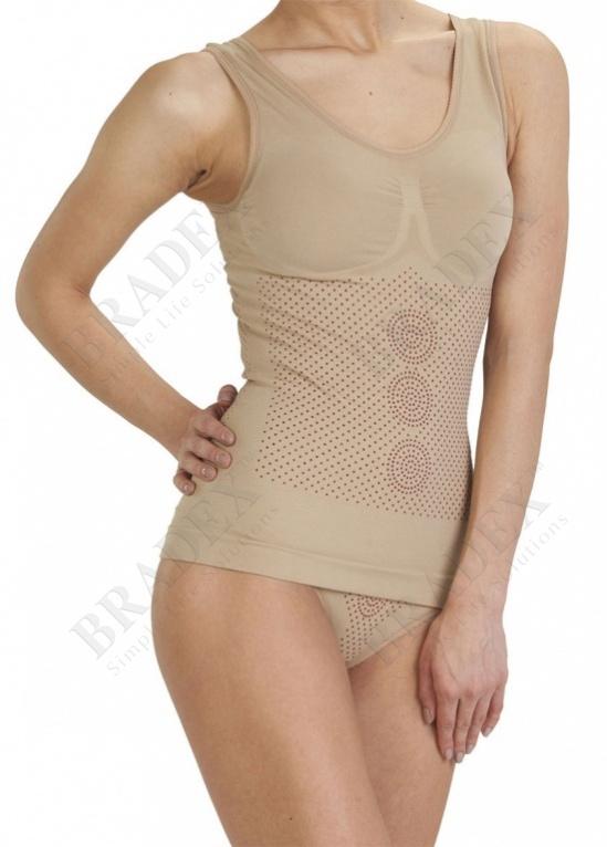 Комплект корректирующего белья с турмалином «эвита» (sm) (stretch slimmer)
