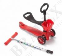 Самокат детский «трио» (3 in 1 kid scooter)