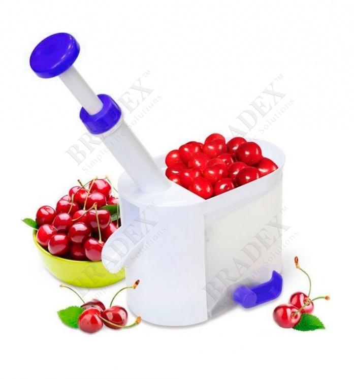 Устройство для удаления косточек «вишенка» (cherry corer)