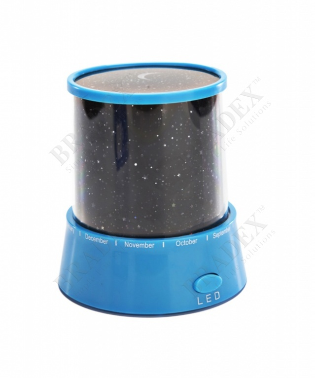 Ночник «звездное небо» (led star projector star beauty with adapter 220v~4,5v)