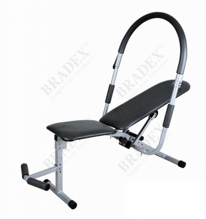 Тренажер для мышц живота «скамья»